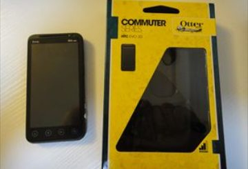 EVO3D用ケース OtterBOX COMMUTERseries