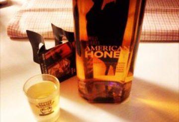 蜂蜜ウイスキー(アメリカンハニー)飲んでみた。