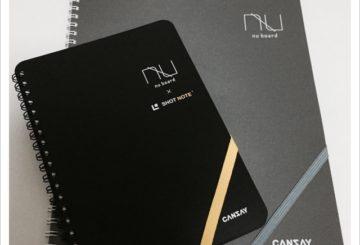 ヌーボード2冊目 A5 SHOT NOTE タイプ購入
