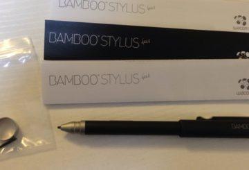 Vivo Tab NoteとWacom Bamboo Stylus feelで楽しくお絵かき